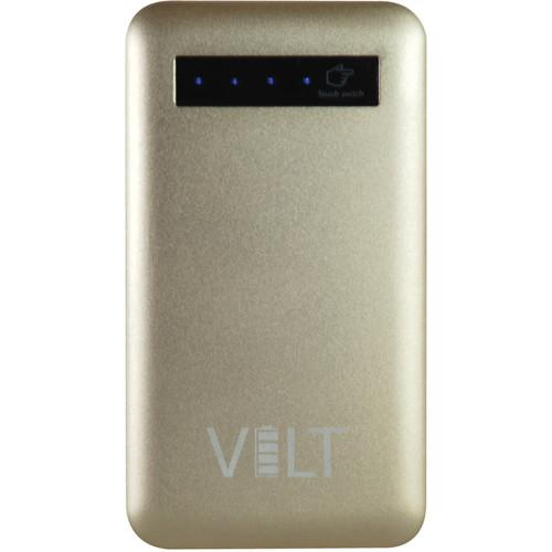 EZQuest Volt 9000 Duo Portable Charger (Gold) X36691