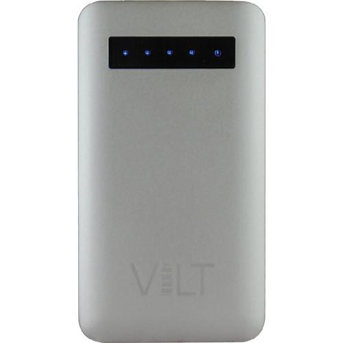 EZQuest Volt 9000 Duo Portable Charger (Silver) X36690