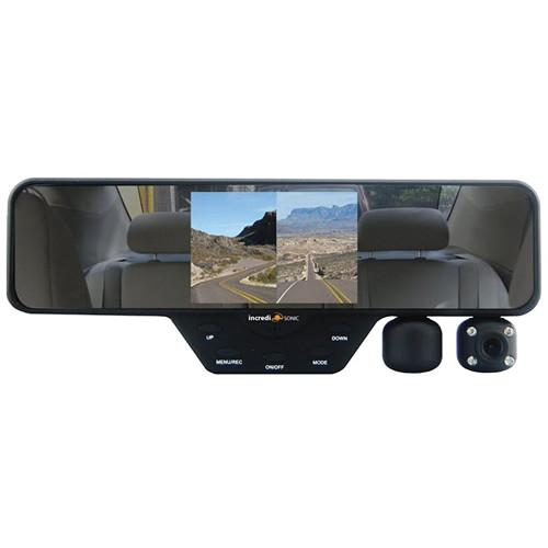 Falcon Zero Falcon F-360 HD Rear View Mirror Car Dash F-360