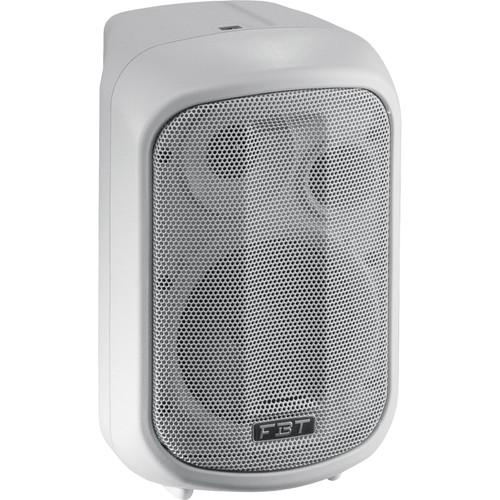 FBT J 5A Processed Active Monitor 80W   40W RMS (White) J 5 A W