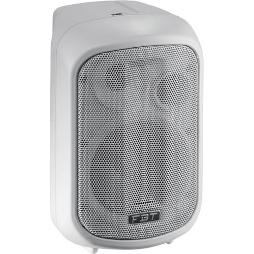 FBT J 8A Processed Active Monitor 200W  50W RMS (White) J 8 A W