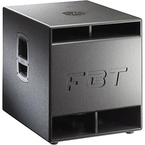 FBT SUBLine 15Sa 600W Processed Active Subwoofer SUBLINE 15 SA