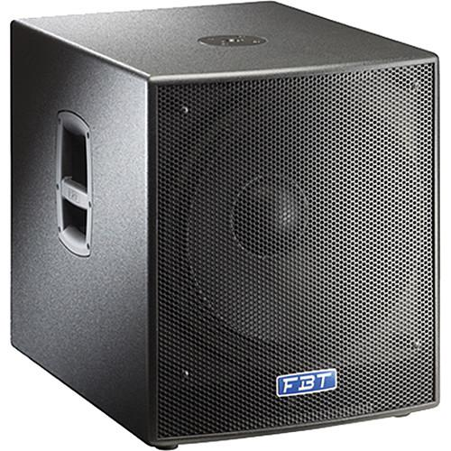FBT SUBLine 18SA 1200W Processed Active Subwoofer SUBLINE 18 SA
