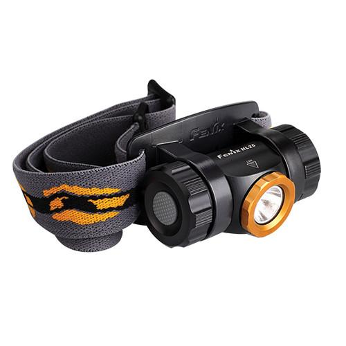 Fenix Flashlight HL25 R5 LED Headlight HL25-G2-GO