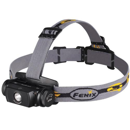 Fenix Flashlight HL55 LED Headlight (Black) HL55-L2T6-BK