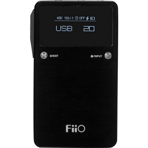 Fiio Alpen 2 E17K Portable USB DAC and Headphone Amplifier E17K