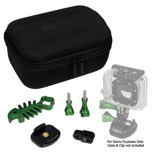 FotodioX GoTough CamCase Single Camera Kit for GoPro GT-KIT1-GR