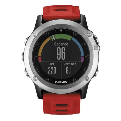 Garmin fenix 3 Multisport Training GPS Watch 010-01338-15