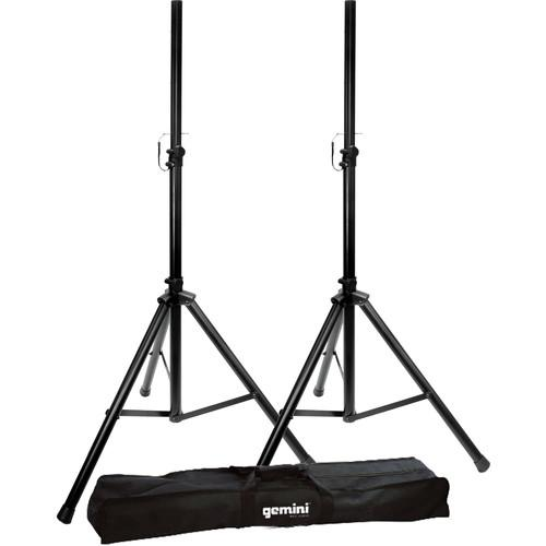 Gemini ST04 Speaker Stands with Bag (Pair) ST-PACK