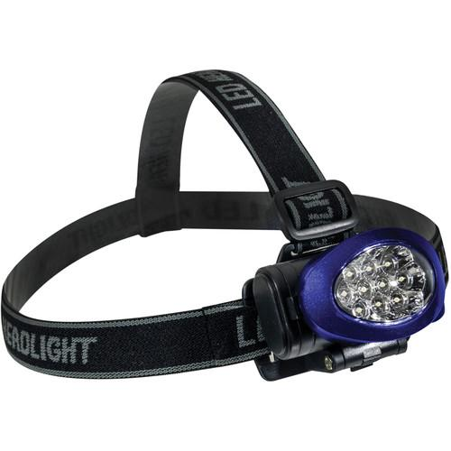Go Green  10 LED Headlight (Blue) GG-113-10HLBL