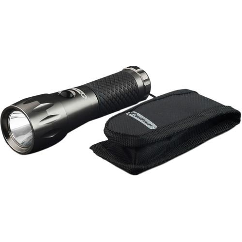 Go Green 3-Watt LED Tactical Flashlight GG-113-01-3T
