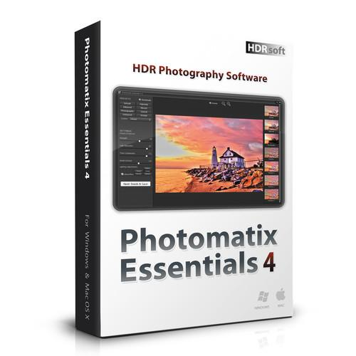 Hdrsoft Photomatix Essentials 4.0 (Download) PME4WM