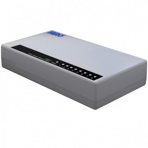 Hiro 8-Port 10/100/1000 Mb/s Gigabit Ethernet Switch H50227