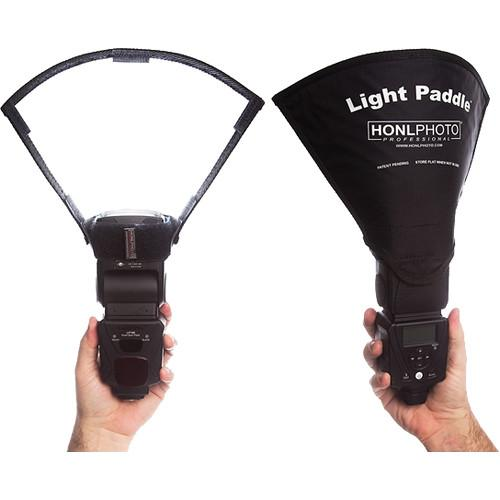 Honl Photo 3-in-1 Light Paddle Flash Reflector HONL-LP