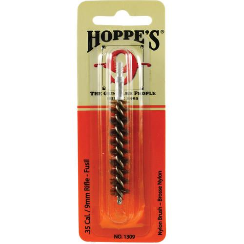Hoppes Nylon Cleaning Brush for .35 Caliber and 9mm Rifles 1309