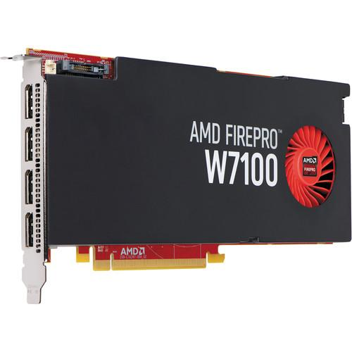 HP FirePro W7100 Graphics Card (Smart Buy Pricing) J3G93AT