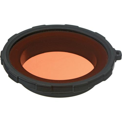 I-Torch Red Underwater Filter for UWL-06 iPix Lens RF-UWL06
