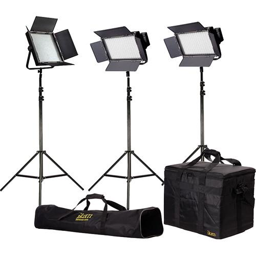 ikan Featherweight Large Daylight LED Kit with 1x IFD2511