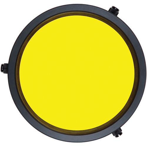 Ikelite Yellow Barrier Filter for Flat DSLR Lens Ports 6441.17