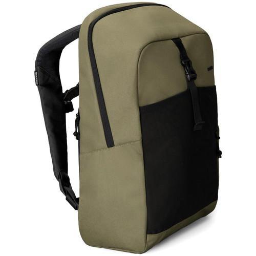 Incase Designs Corp Cargo Backpack (Olive/Black) CL55544