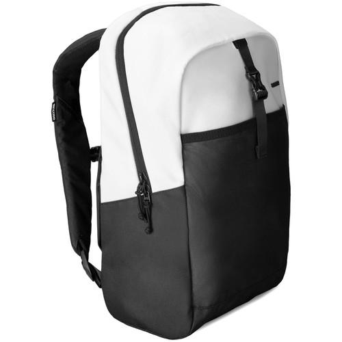 Incase Designs Corp Cargo Backpack (White/Black) CL55543