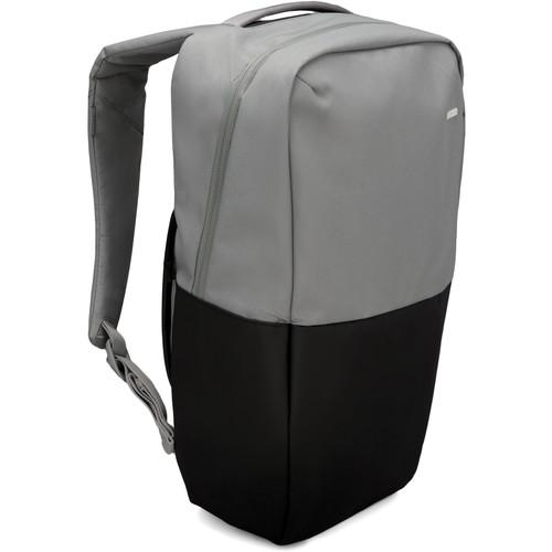 Incase Designs Corp Icon Compact Backpack (Gray/Black) CL55546