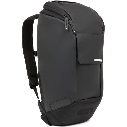 Incase Designs Corp Range Laptop Backpack (Black/Lumen) CL55540