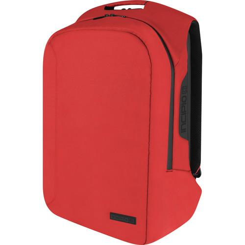 Incipio  Asher Backpack (Red) BG-125-RED