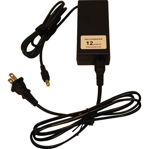 IndiPRO Tools 12V to 2.5mm DC Power Supply (8