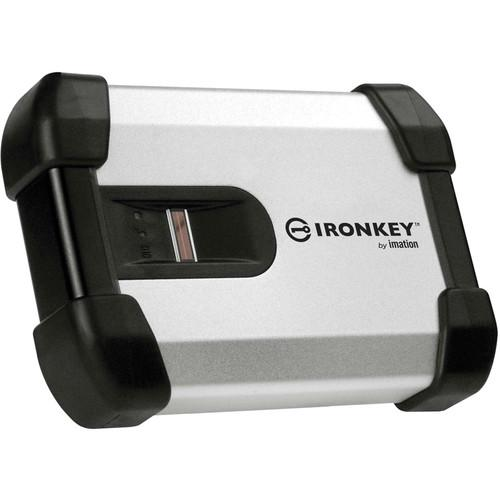 IronKey 500GB H200 External Biometric Hard MXCA1B500G4001FIPS