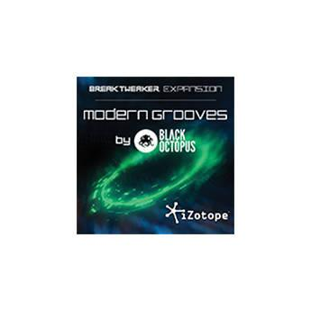 iZotope Modern Grooves - Expansion Library MODERN GROOVES