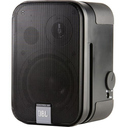 JBL JBL Control 2P Powered Speaker with Mount Kit