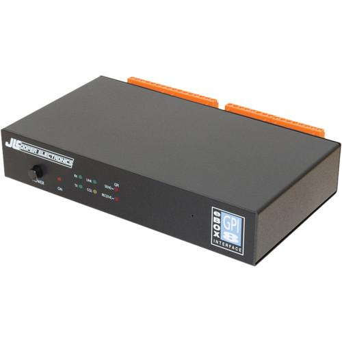 JLCooper eBOX GPI8 Ethernet to GPI Interface EBOX GPI8