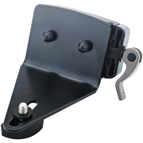K&M 18873 Universal Holder for Spider Pro (Black) 18873-300-55