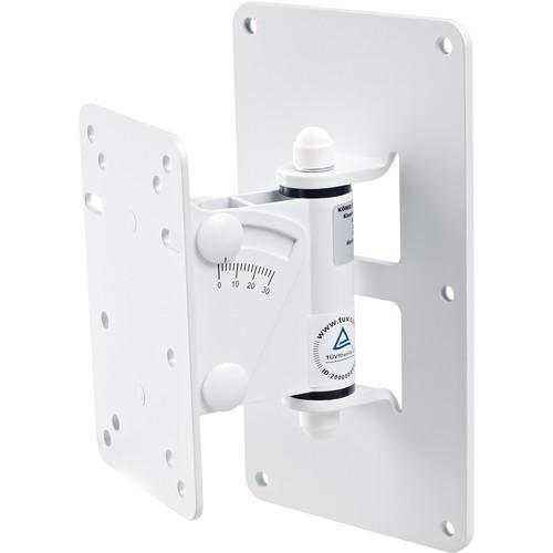K&M 24480 Speaker Wall Mount (White) 24480-000-57