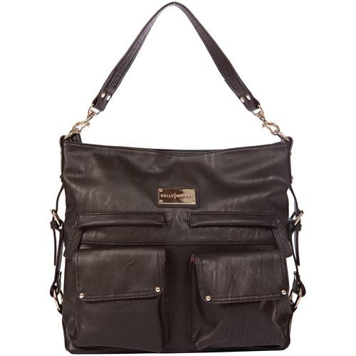 Kelly Moore Bag 2 Sues Shoulder Bag KMB-SUEB-BLK/KM-3001