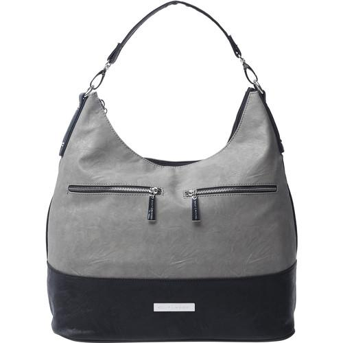 Kelly Moore Bag Brownlee Bag with Removable Basket KM-3099 GREY