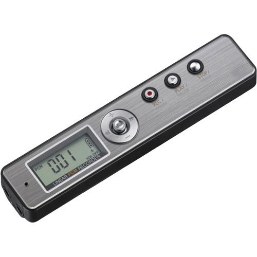 KJB Security Products D1306 Mini Voice Recorder D1306