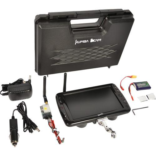 KumbaCam  Basic FPV Monitor Kit KC1001