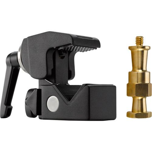 Kupo Convi Clamp with Adjustable Handle and Hex Stud KG701611