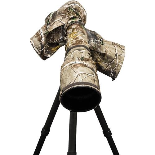 LensCoat RainCoat 2 Pro Camera Cover (Realtree AP) LCRC2PAP