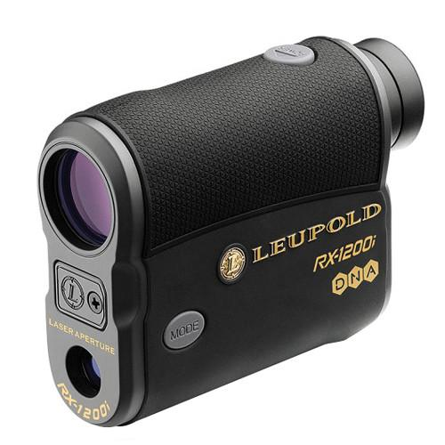 Leupold 6x22 RX-1200i with DNA Laser Rangefinder (Black) 119359