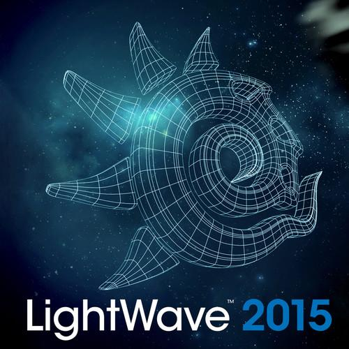Lightwave by NewTek LightWave 2015 (Download) LW-2015F