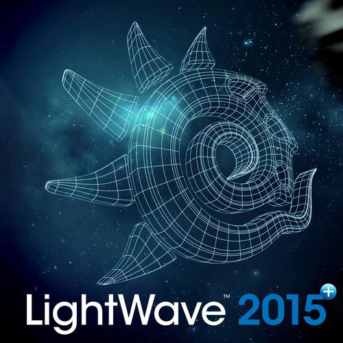 Lightwave by NewTek LightWave 2015 Upgrade (Download) LW-2015FU