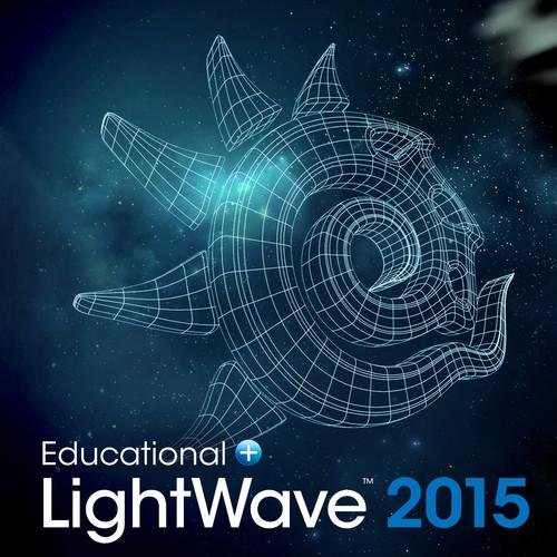 Lightwave by NewTek LightWave 2015 Upgrade for 1 LW-2015EU-1ST