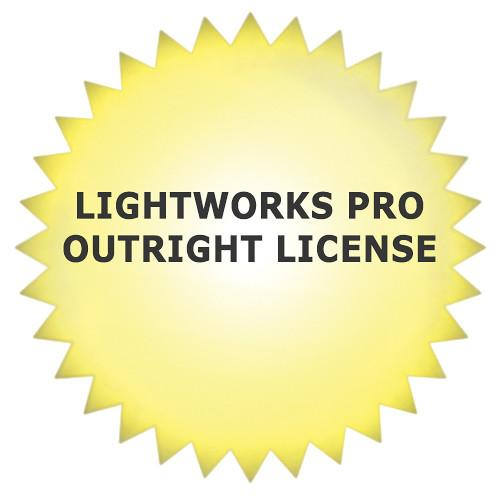 Lightworks Pro Professional Video Editing Software LW-LIFETIME