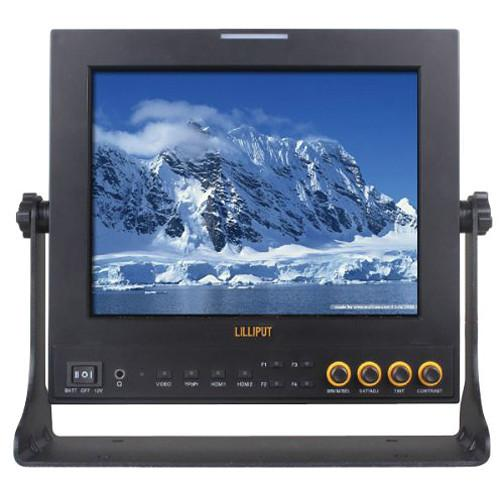 "LILLIPUT 969A/S 9.7"" LED-Backlit HD Broadcast 969A/S"