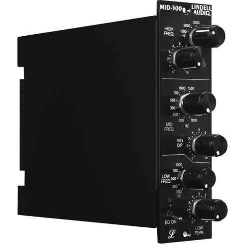 Lindell Audio MID-500 500-Series Passive EQ MID500