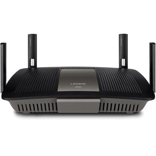 Linksys E8350 AC2400 Dual-Band Gigabit Wi-Fi Router E8350