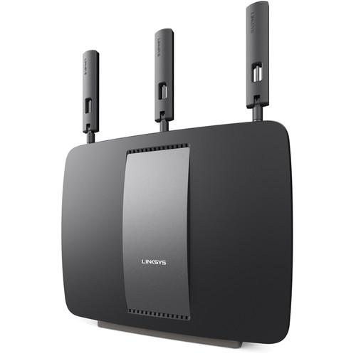 Linksys EA9200 AC3200 Tri-Band Smart Wi-Fi Router EA9200-4A